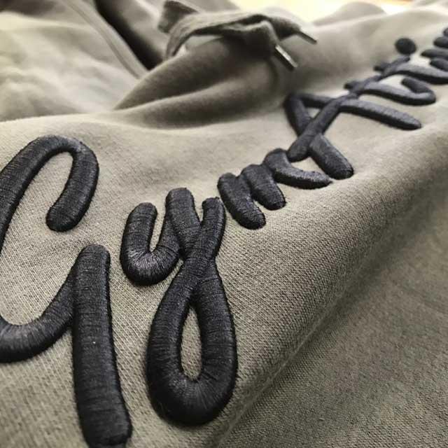 Embroidery Gold Coast