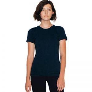 Women's Fine Jersey Short Sleeve T-Shirt
