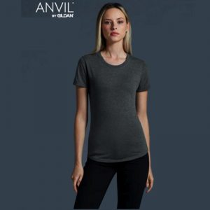Anvil Tri-Blend Tee Womens